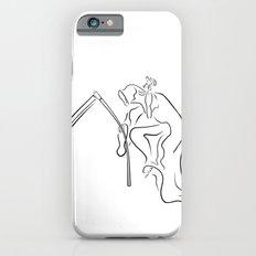 Gevatter / Godfather / Grim HIP HOP for Halloween Slim Case iPhone 6s