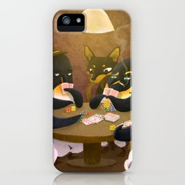 Poker iPhone Case