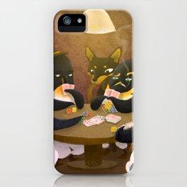 Poker iPhone Case