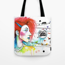 Lora Zombie Tote Bag