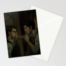 Be quiet Stationery Cards