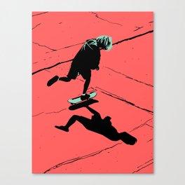 S. K. 02 Canvas Print