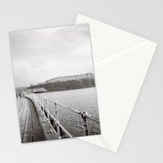 Along Whitby Pier... Stationery Cards