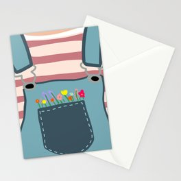 Pocket Full of FLOWERS Stationery Cards