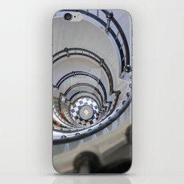 The Long Way Down iPhone Skin