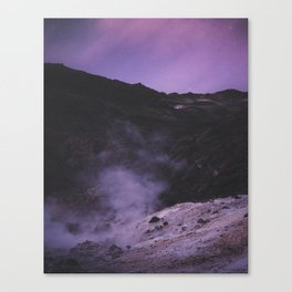 Unsatisfied Canvas Print