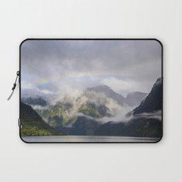 Rainbow to Nowhere Laptop Sleeve