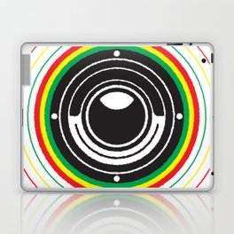 Trinity Bass Vibration Laptop & iPad Skin