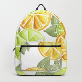 Limes & Lemons Backpack
