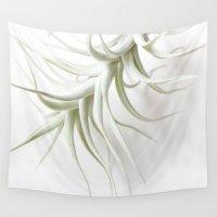 succulent Wall Tapestries featuring succulent by Die Schönheit des Augenblicks