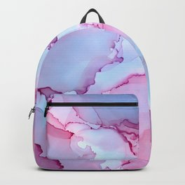 Alcohol Ink - Dreamy Clouds 2 Backpack