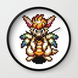 Secret of Mana - Flammie Wall Clock