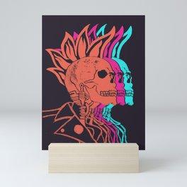 Triple Threat Mini Art Print
