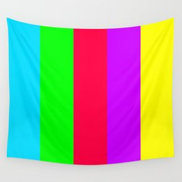 Neon Mix #1 Wall Tapestry