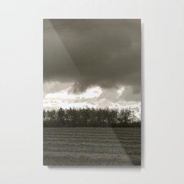 Latter Rains Metal Print