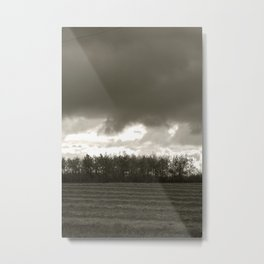 Latter Rains Metal Print