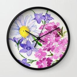 Mixed Metaphors Wall Clock