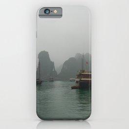 Viet Nam Halong Bay iPhone Case
