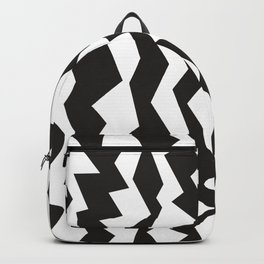 80s Zigzag Backpack