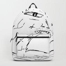 F You, Man Backpack