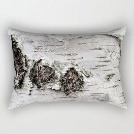 Birch Tree 2 Rectangular Pillow