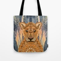 mother Tote Bags featuring Mother by ArtLovePassion
