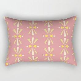 Deco - Pink Rectangular Pillow