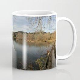 Beaver Lake, Asheville Coffee Mug