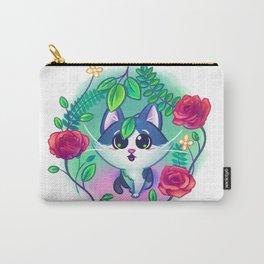 Kitten Garden Carry-All Pouch