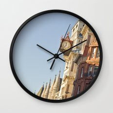 The time will arrive Wall Clock