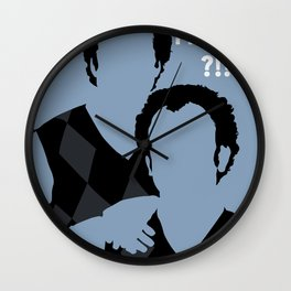 Step Brothers Wall Clock