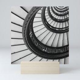 Rookery Stairs Mini Art Print
