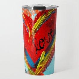 One Love Travel Mug