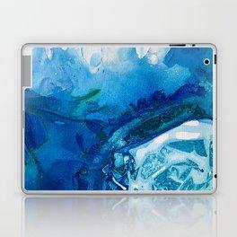 Deep Blue Ocean Life Laptop & iPad Skin