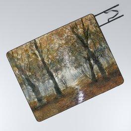 Autumn Picnic Blanket