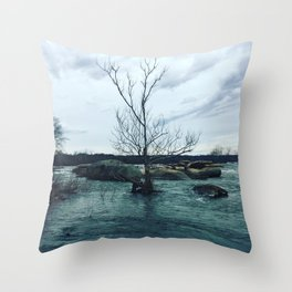Serentiy Throw Pillow
