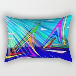 SAIL. Rectangular Pillow