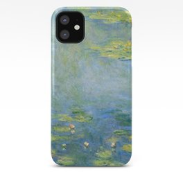 Water Lilies 1906 by Claude Monet iPhone Case