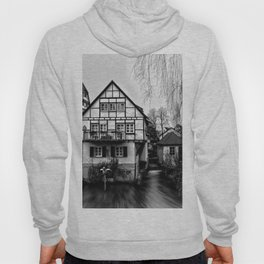 Old timbered house Hoody