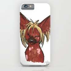 Brush Breeds-Chinese Crested iPhone 6s Slim Case