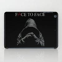 """pretty little liars iPad Cases featuring """"A"""" - Pretty Little Liars 