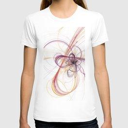 Technik mets Art   (A7 B0126) T-shirt