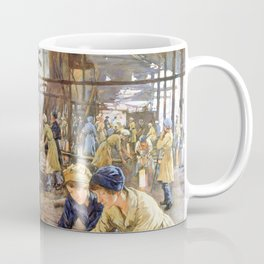 The Munitions Girls - Stanhope Alexander Forbes Coffee Mug
