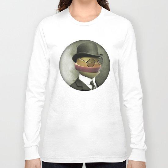 Bowler fruit Long Sleeve T-shirt