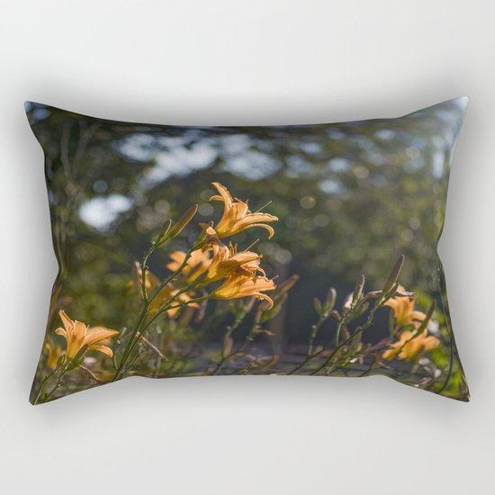 Summer Afternoon Rectangular Pillow