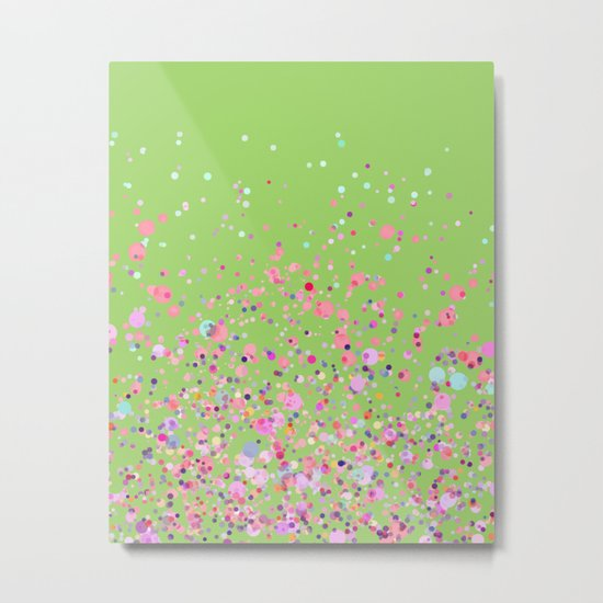 Joy || #society6 #decor #buyart Metal Print