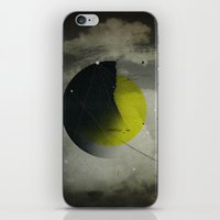 shadow iPhone & iPod Skins featuring Shadow by NGHBRS