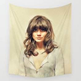 Linda Ronstadt, Music Legend Wall Tapestry
