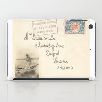 melissa smith iPad Cases featuring Miss Smith by Vintage Memoirs