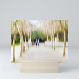 Light Painting Mini Art Print